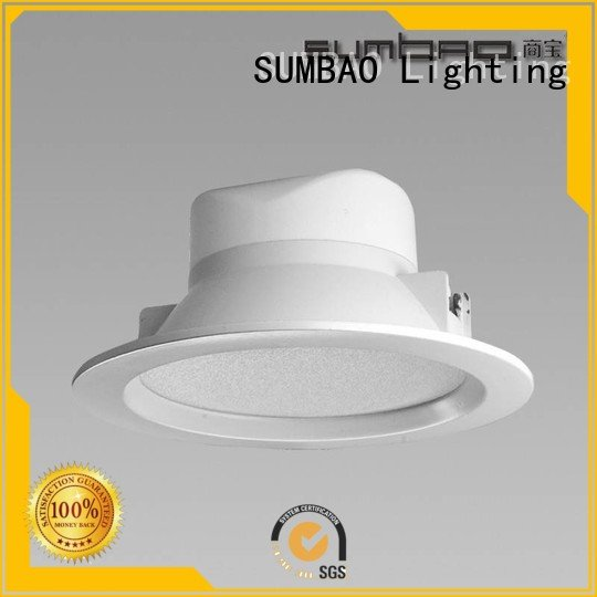 led downlighter dimmable recessed LED Down Light SUMBAO Warranty