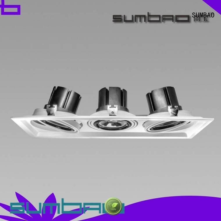 4 inch recessed lighting dw0283 professional application SUMBAO