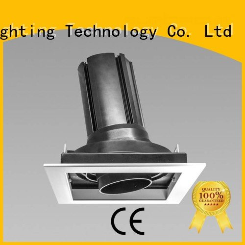 Custom LED Recessed Spotlight 485x180x147mm voltage trim SUMBAO