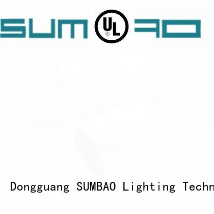light dimmable 24w 13°20°38°60° SUMBAO LED Track Spotlight