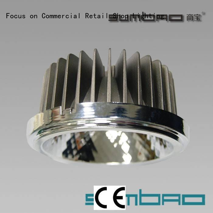 OEM LED Recessed Spotlight Furniture store superior 4 inch recessed lighting