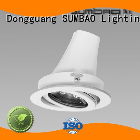 OEM 4 inch recessed lighting 3500K 4000K spotlights 24w-30w LED Recessed Spotlight