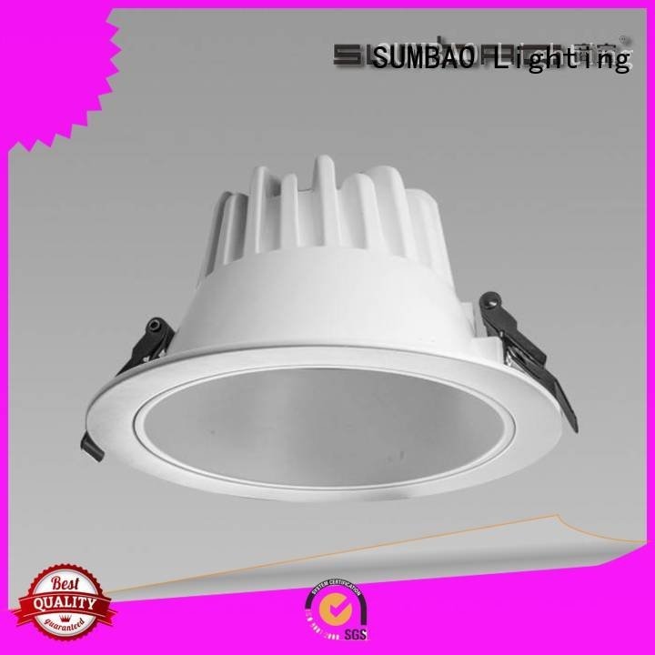 SUMBAO Brand Imported COB chip ambient LED Down Light angles Residence