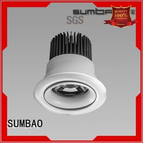 4 inch recessed lighting ideal LED Recessed Spotlight 20° SUMBAO