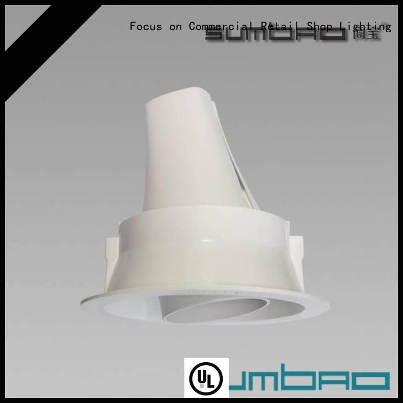 exterior recessed lighting 3x10W/3x18W SUMBAO Brand LED Recessed Spotlight