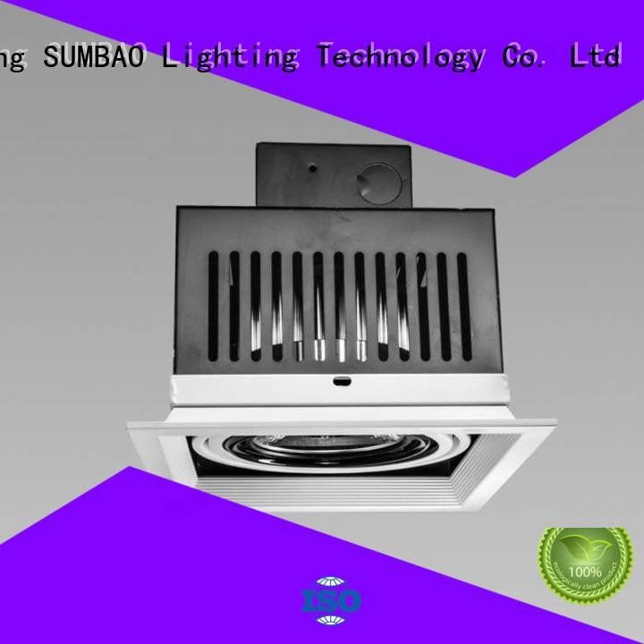 SUMBAO Brand 10w spotlights LED Recessed Spotlight spots museums