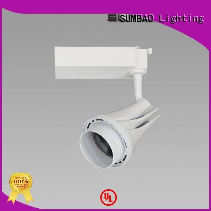 track light bulbs Specification grade AL LED Track Spotlight accent SUMBAO