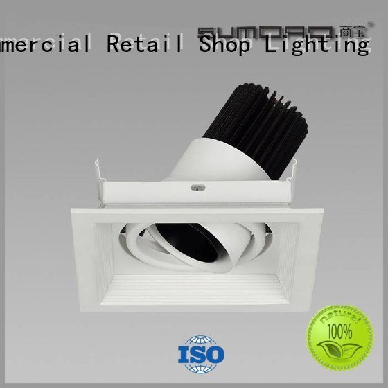 single vottage 4 inch recessed lighting SUMBAO