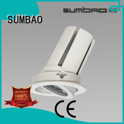 SUMBAO 4 inch recessed lighting 30w Supermarket application dw0282