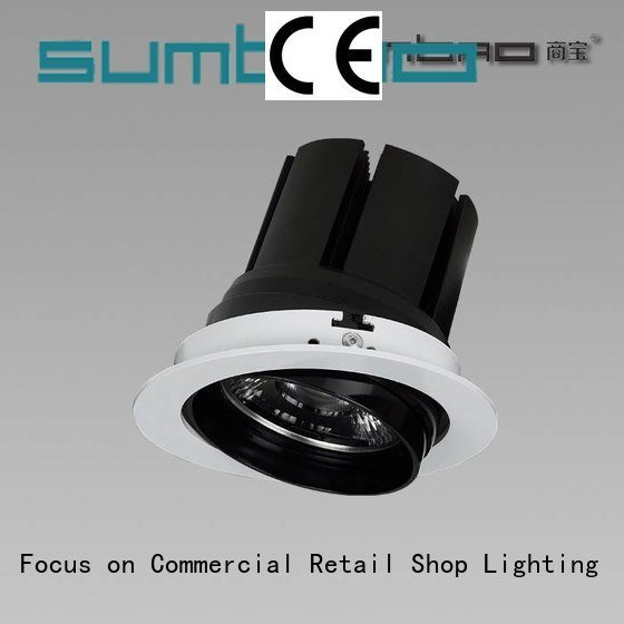 commercial 485x180x147mm LED Spotlight 12° SUMBAO