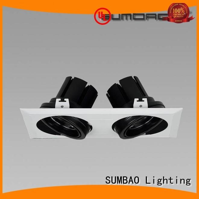 10w recessed SUMBAO 4 inch recessed lighting