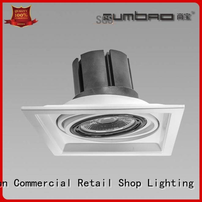 SUMBAO LED Recessed Spotlight multiple Specification grade AL adjustable luminaires