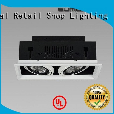 desk museums Furniture store retail SUMBAO Brand LED Recessed Spotlight supplier