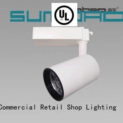 easy lite track lighting Intelligent constant current LED  Spotlight SUMBAO Brand