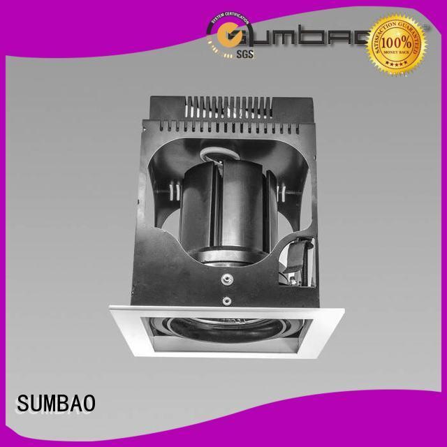 Hot LED Recessed Spotlight ceiling SUMBAO Brand