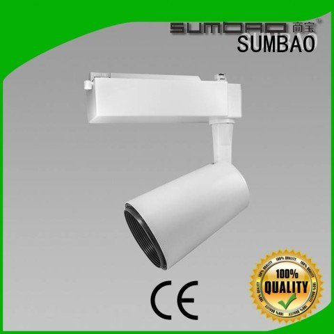 Quality track light bulbs SUMBAO Brand wide LED Track Spotlight