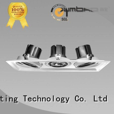 multihead customized SUMBAO LED Recessed Spotlight