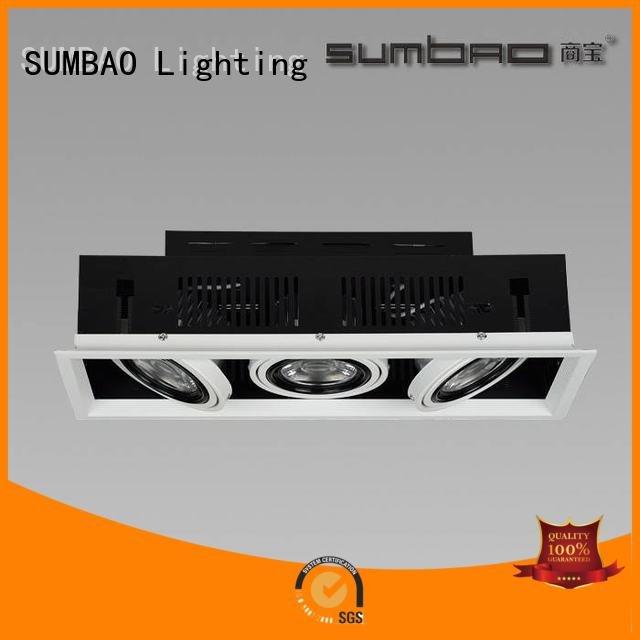 SUMBAO Brand 6w ceiling LED Recessed Spotlight 485x180x147mm 3500K