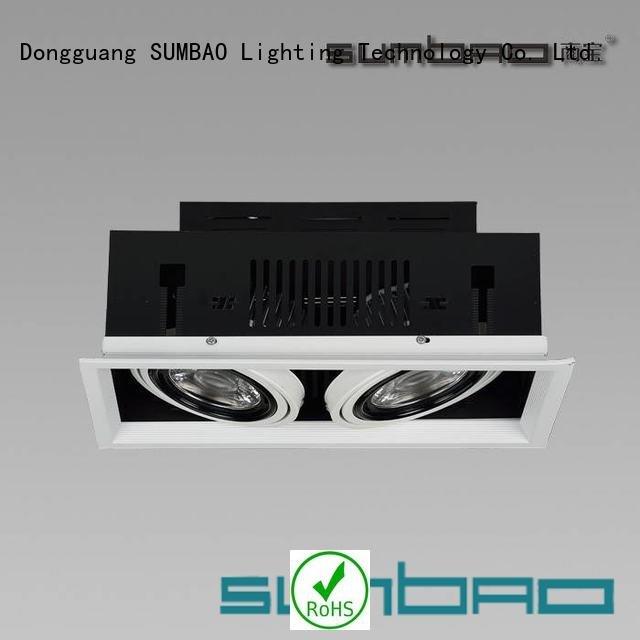 SUMBAO Brand hotels vottage 4 inch recessed lighting retail dw038
