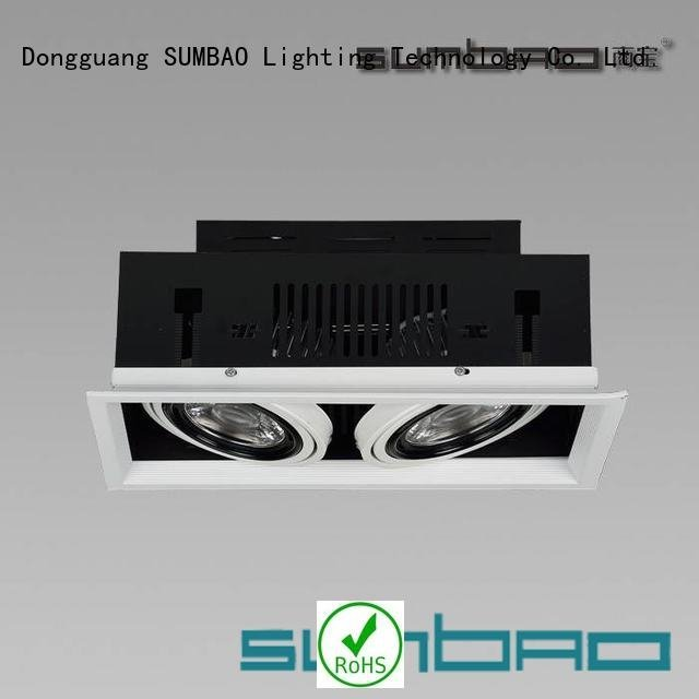 SUMBAO Brand hotels vottage 4 inch recessed lighting retail dw038