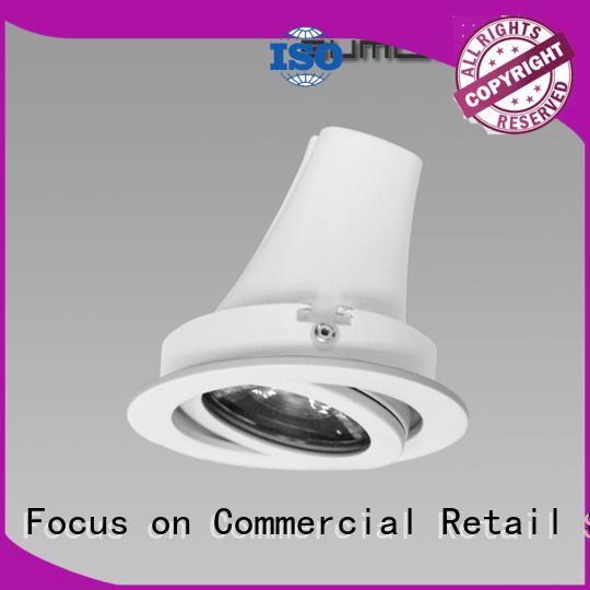 OEM 4 inch recessed lighting square reccessed dw0151 LED Recessed Spotlight