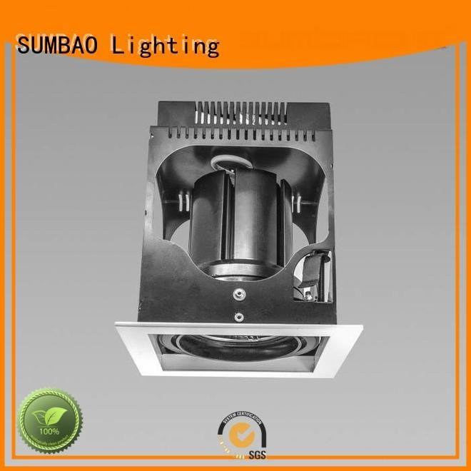 SUMBAO dw0152 application lamp 4 inch recessed lighting Dumb white