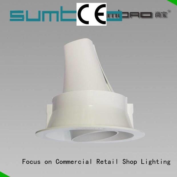 SUMBAO halo recessed lighting trim dw076 accent dw0191
