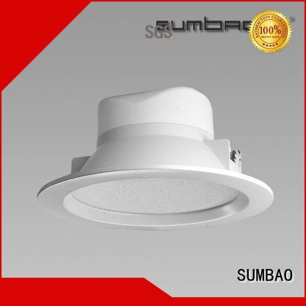 OEM led downlighter Specification grade AL residential cob LED Down Light