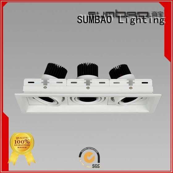 SUMBAO 4 inch recessed lighting dw073 multiple dw0302 recessed
