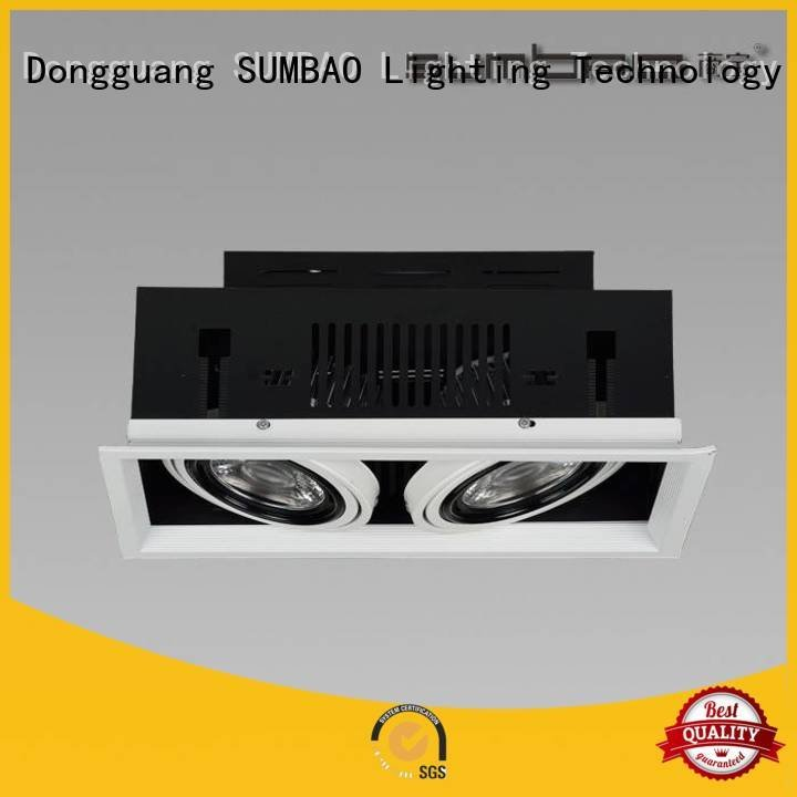 4 inch recessed lighting lamp SUMBAO Brand LED Recessed Spotlight