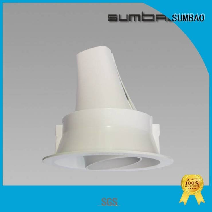 4 inch recessed lighting dw0191 dw0522 OEM LED Recessed Spotlight SUMBAO