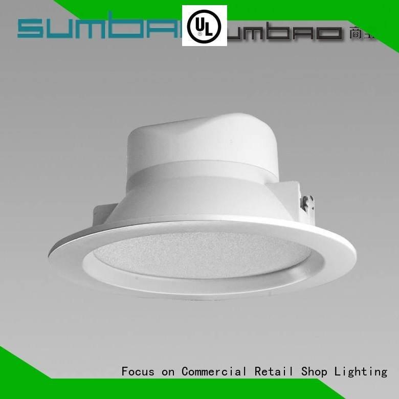 showcase LED Down Light SUMBAO led downlighter