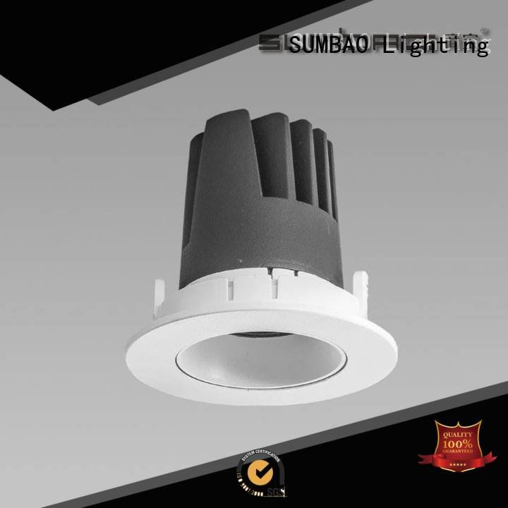 ceiling spotlighting 3000K SUMBAO LED Recessed Spotlight