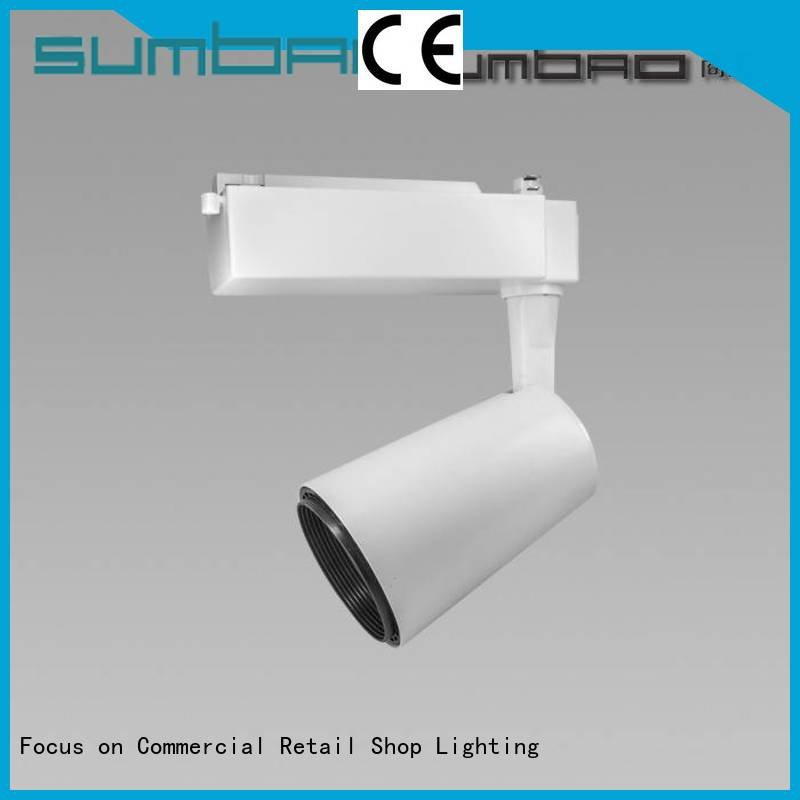 cheap track lighting 13° LED  Spotlight Intelligent constant current SUMBAO
