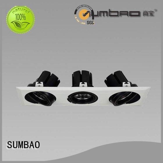 downlighting Clothing store dw0301 4 inch recessed lighting SUMBAO