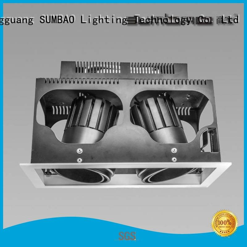 grid multi SUMBAO LED Recessed Spotlight