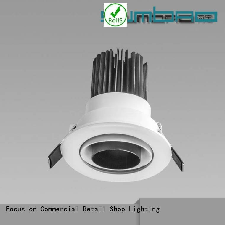 recessed lighting living room 2700K dw0521 LED Recessed Spotlight SUMBAO Brand