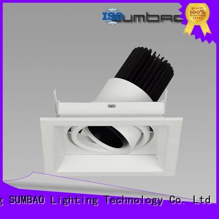 4 inch recessed lighting downlighting SUMBAO Brand LED Recessed Spotlight