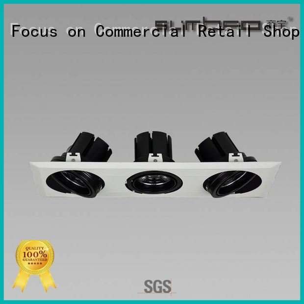 SUMBAO LED Recessed Spotlight dw0283 round application high