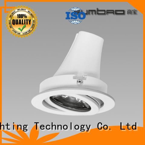 Custom LED Recessed Spotlight spotlighting singlehead dw0281 SUMBAO