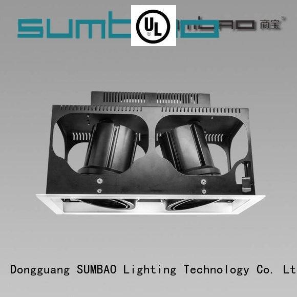 Hot smartcap attic recessed light cover dw0193 Dumb white multihead SUMBAO Brand
