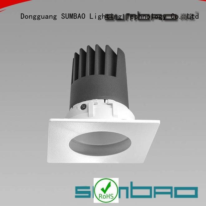 SUMBAO Brand cree 4 inch recessed lighting multi Imported COB chip