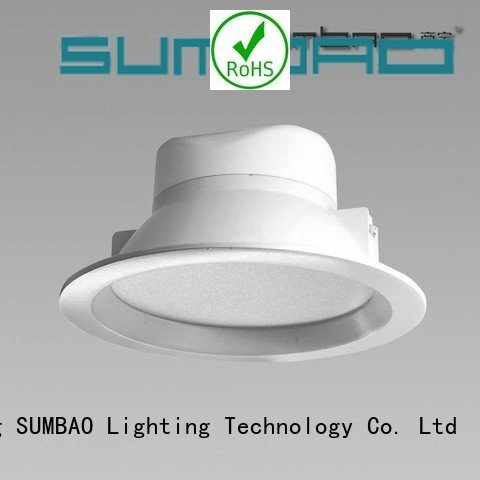 sealed led downlights 15W 100lmw SUMBAO Brand