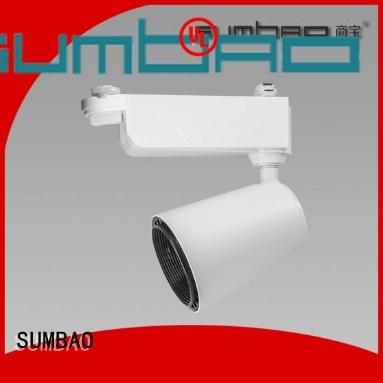 Quality SUMBAO Brand track light bulbs commercial cri