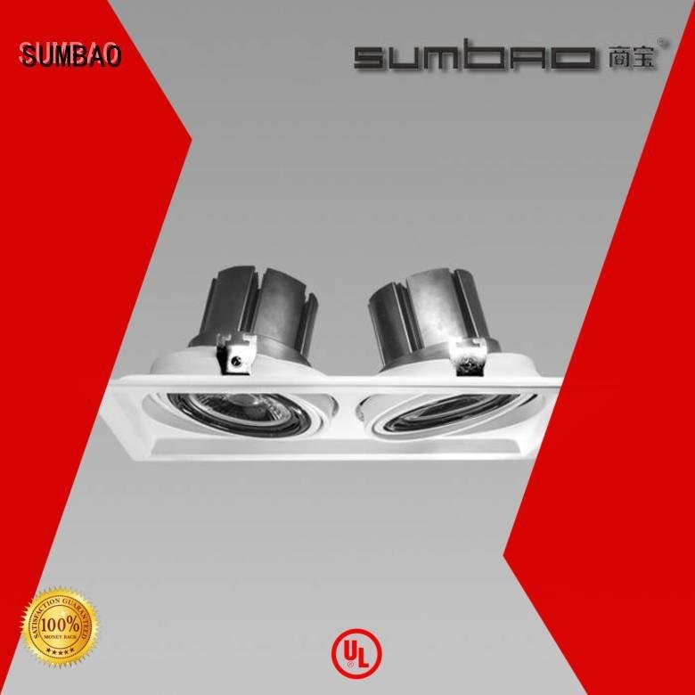4 inch recessed lighting 3500K grid low SUMBAO