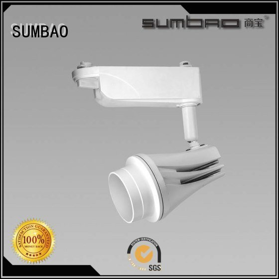 SUMBAO LED Track Spotlight track tk050 appearance Furniture store