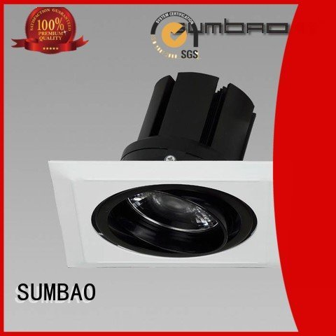 commercial LED Recessed Spotlight SUMBAO 4 inch recessed lighting