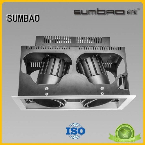 SUMBAO 4 inch recessed lighting 485x180x147mm dw084 single
