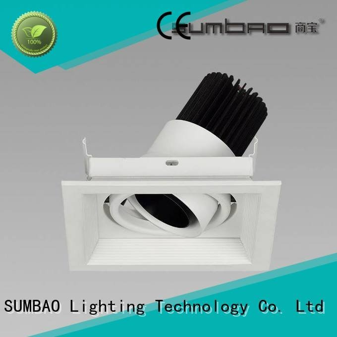 4 inch recessed lighting multi LED Recessed Spotlight dw0661