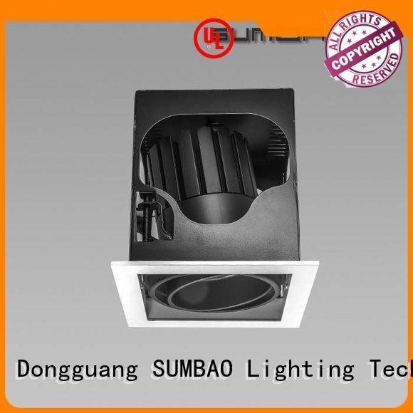 dw0723 spotlight 5000K SUMBAO 4 inch recessed lighting